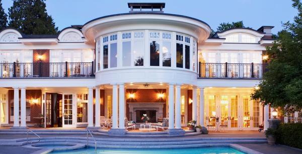 Mississauga Mansion
