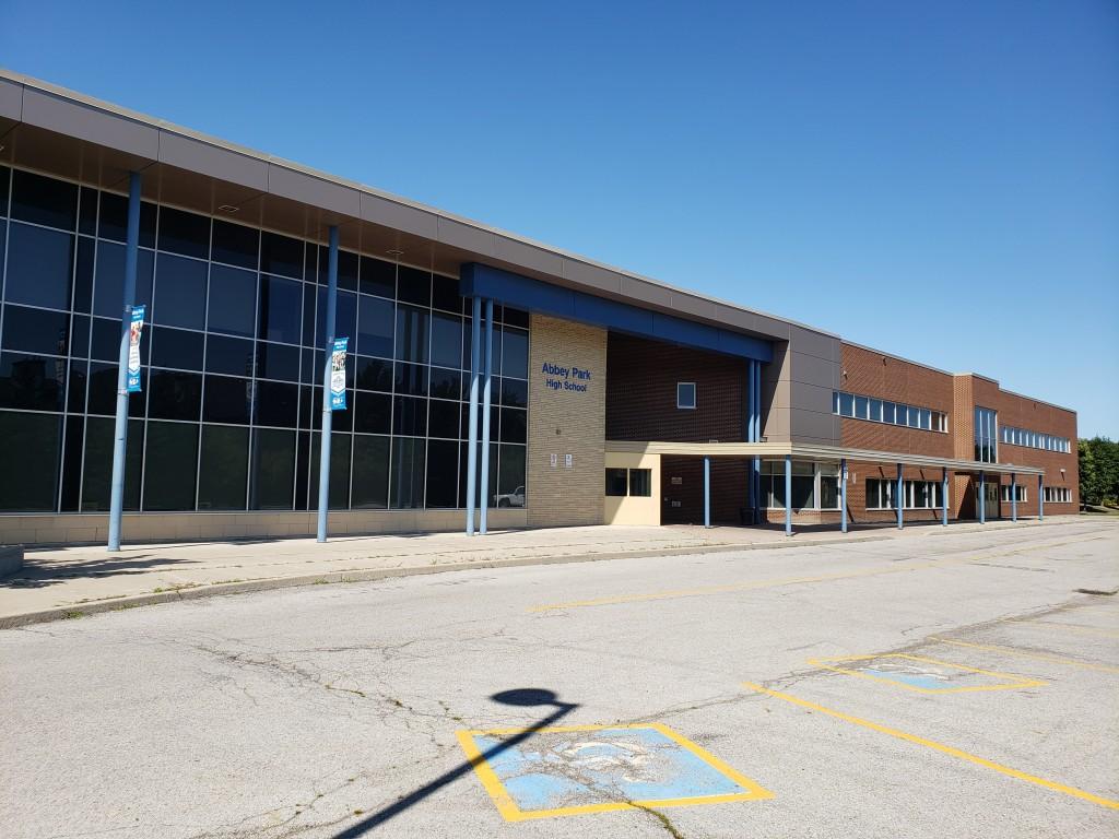 Abbey Park Secondary School Oakville