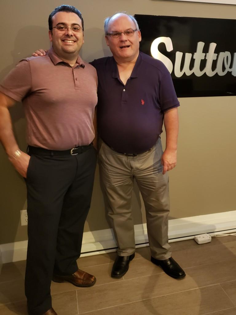 Randy Selzer & Roberto Pelaccia