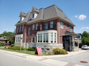 33 Pearl Street Exterior, Streetsville, Mississauga, ON