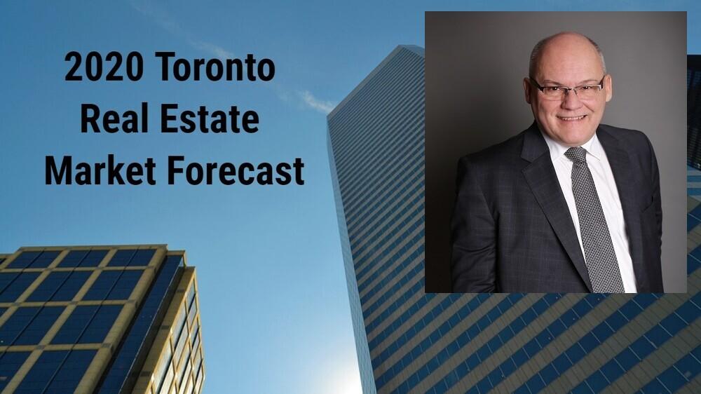2020 Toronto real estate market forecast